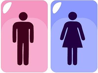 hombres y mujeres: